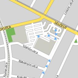 budapest térkép üllői út Utcakereso.hu Budapest   Orsovahida utca térkép budapest térkép üllői út