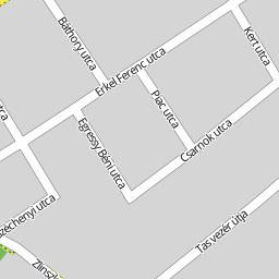 dabas térkép utcakereső Utcakereso.hu Dabas   Dabasi utca térkép