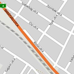 monorierdő térkép Utcakereso.hu Monorierdő   Bokor utca térkép monorierdő térkép