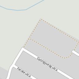 jászfényszaru térkép Utcakereso.hu Jászfényszaru   Petőfi Sándor utca térkép jászfényszaru térkép