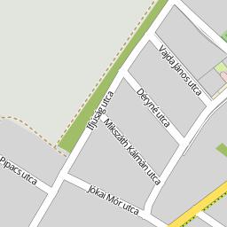 jászfényszaru térkép Utcakereso.hu Jászfényszaru   Jókai Mór utca térkép jászfényszaru térkép