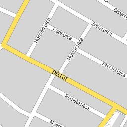csemő térkép Utcakereso.hu Csemő   Fakan dűlő térkép csemő térkép