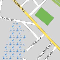 jászárokszállás térkép Utcakereso.hu Jászárokszállás   Boros Alajos utca térkép jászárokszállás térkép