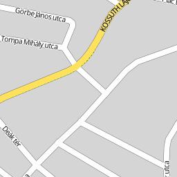 jászárokszállás térkép Utcakereso.hu Jászárokszállás   Hattyú utca térkép jászárokszállás térkép