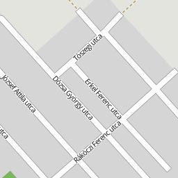köröstetétlen térkép Utcakereso.hu Kőröstetétlen   Táncsics Mihály utca térkép