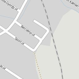 tószeg térkép Utcakereso.hu Tószeg   Fáy András út térkép tószeg térkép