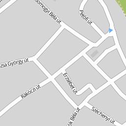 tiszavárkony térkép Utcakereso.hu Tiszavárkony   Dózsa György út térkép