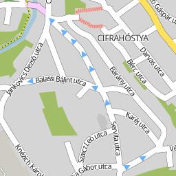 eger utca térkép Utcakereso.hu Eger, eladó és kiadó lakások,házak   Tavassy Antal  eger utca térkép