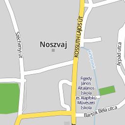 síkfőkút térkép Utcakereso.hu Noszvaj   Síkfőkút Bükkös út térkép