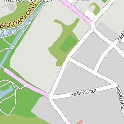 miskolctapolca térkép Utcakereso.hu Miskolc   Léva utca térkép miskolctapolca térkép