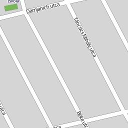 egyek térkép Utcakereso.hu Egyek   Ságvári Endre utca térkép egyek térkép