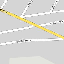 tiszacsege térkép Utcakereso.hu Tiszacsege   Óvoda utca térkép tiszacsege térkép
