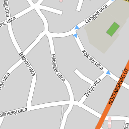 derecske térkép Utcakereso.hu Derecske   Bajcsy Zsilinszky utca térkép derecske térkép