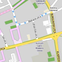 dobozi lakótelep debrecen térkép Utcakereso.hu Debrecen   Nektár utca térkép dobozi lakótelep debrecen térkép