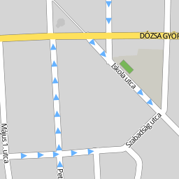téglás térkép Utcakereso.hu Téglás   Nyíl utca térkép téglás térkép
