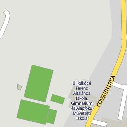 martinka térkép Utcakereso.hu Hajdúsámson   Martinka Debreceni út térkép